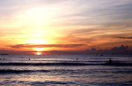 Truyền thông - Thương hiệu - Trải nghiệm bình minh huyền ảo trên bãi biển Cửa Lò