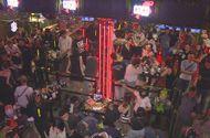 Pháp luật - 300 cảnh sát đột kích quán bar, karaoke, phát hiện 88 dân chơi đang phê ma túy