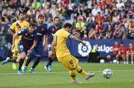 """Bóng đá - Messi """"nổ súng"""", Levante vẫn nhấn chìm Barcelona trên sân nhà"""