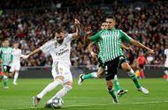 Bóng đá - Hòa thất vọng trước Betis, Real Madrid vuột cơ hội trở lại ngôi đầu bảng