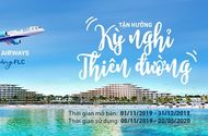 Truyền thông - Thương hiệu - Tận hưởng kì nghỉ thiên đường cùng combo bay - nghỉ dưỡng của Bamboo Airways