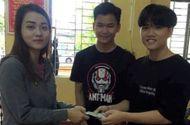 Việc tốt quanh ta - Nhặt được tài sản, nhóm học sinh tìm trả người đánh rơi