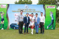 Xã hội - Á hoàng Lưu Lan Anh trưởng ban tổ chức giải đấu Cup Golf Việt 24h