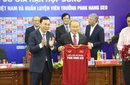 Thể thao - HLV Park Hang-seo nói gì sau khi gia hạn hợp đồng với VFF?