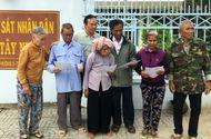 """Tin trong nước - Vụ 7 người oan sai được xin lỗi sau 40 năm ở Tây Ninh: Ai đã """"ỉm"""" quyết định đình chỉ điều tra suốt 36 năm?"""