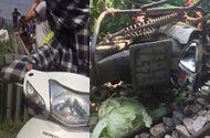 Tin trong nước - Hà Nội: Băng qua đường sắt, người phụ nư bị tàu hỏa đâm tử vong thương tâm