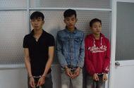 An ninh - Hình sự - Thừa Thiên-Huế: Bắt 3 đối tượng đột nhập nhà người nước ngoài trộm cắp