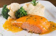 """Ăn - Chơi - Cá hồi chế biến theo cách này mới gọi là """"cực phẩm"""", ăn hoài không chán"""