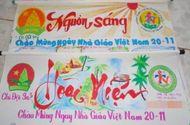 Đời sống - Cách làm báo tường đơn giản nhưng vẫn ấn tượng chào mừng ngày Nhà giáo Việt Nam 20/11