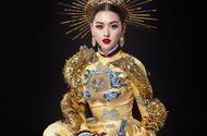 Giải trí - Tường San lên tiếng về thành tích Top 8 và giải Trang phục dân tộc tại Hoa hậu Quốc tế 2019