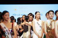 """Giải trí - Top 60 Hoa hậu Hoàn vũ Việt Nam 2019 đối mặt thử thách loại người trong tập 7 """"Tôi tỏa sáng"""""""
