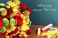 Đời sống - Cách chọn hoa ngày 20 tháng 11 ý nghĩa dành tặng thầy cô