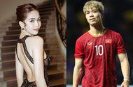 Thể thao - Công Phượng bị chê đá dở trong trận gặp UAE, Ngọc Trinh nói điều bất ngờ