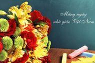 Đời sống - Tuyển tập lời chúc 20/11 hay và ý nghĩa nhất dành tặng cho thầy cô giáo
