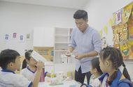 Cộng đồng mạng - Ngày Nhà giáo Việt Nam 20/11, phụ huynh thử đứng lớp làm giáo viên