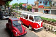 Giáo dục pháp luật - Cậu học sinh Nam Định chế ô tô chạy bằng năng lượng mặt trời chở được 12 người