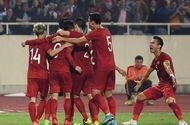 Tuyển Việt Nam đứng vị trí nào trong bảng xếp hạng FIFA?
