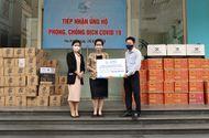 Truyền thông - Thương hiệu - Nestlé Việt Nam Hỗ Trợ Sản Phẩm Dinh Dưỡng Trị Giá 3 Tỷ Đồng Cho Công Tác Chống Dịch Covid – 19