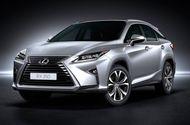 """Ôtô - Xe máy - Bảng giá xe Lexus mới nhất tháng 4/2020: """"Anh cả"""" LX 570 giá niêm yết 8,340 tỷ đồng"""