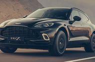 Ôtô - Xe máy - Aston Martin rậm rịch lên kế hoạch khởi động sản xuất xe crossover đầu tay