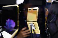 Công nghệ - Samsung rậm rịch cho đặt hàng trước Galaxy Z Flip phiên bản vàng