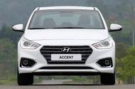 Hyundai Accent tiếp tục dẫn đầu về doanh số của TC MOTOR trong tháng 4