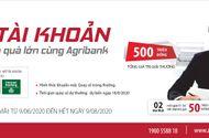"""Tài chính - Doanh nghiệp - """"Mở tài khoản  - Nhận quà lớn cùng Agribank"""""""