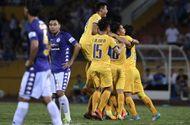 """Thể thao 24h - Tin tức thể thao mới nóng nhất ngày 19/6/2020: SLNA """"hạ"""" CLB Hà Nội, lên ngôi đầu V-League"""