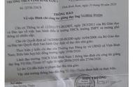 Giáo dục pháp luật - Diễn biến mới nhất vụ thầy giáo ôm hôn nữ sinh lớp 7 ở Kiên Giang