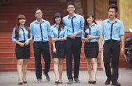 """Giáo dục pháp luật - Ngắm những bộ đồng phục đẹp lạ, """"được lòng"""" sinh viên Việt Nam nhất"""