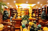 Xã hội - Chiêm ngưỡng văn phòng làm việc đẳng cấp của tỷ phú Mai Vũ Minh