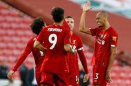 Thể thao 24h - Tin tức thể thao mới nóng nhất ngày 25/6/2020: Liverpool tiến sát chức vô địch Ngoại hạng Anh