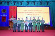 Tin trong nước - Phó Giám đốc Công an Hải Phòng được bổ nhiệm làm Giám đốc Công an Hà Nam