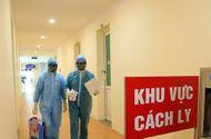 Tin trong nước - Phát hiện một ca COVID -19 là người nhập cảnh, Việt Nam có 353 ca