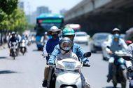 """Tin trong nước - Hà Nội đón cơn """"mưa vàng"""", nắng nóng kỷ lục sắp kết thúc?"""