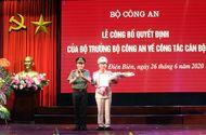 Tin trong nước - Tân Giám đốc Công an tỉnh Điện Biên là ai?
