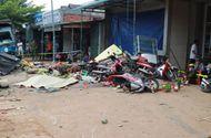 Tin trong nước - Vụ xe tải lao vào chợ gây tai nạn thảm khốc ở Đắk Nông: Nạn nhân thứ 6 tử vong