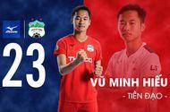 Bóng đá - HLV Park Hang-seo gọi Vũ Minh Hiếu lên tuyển U22 Việt Nam