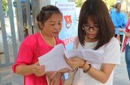 """Giáo dục pháp luật - Cuộc đua vào lớp 10 THPT tại Hà Nội """"tăng nhiệt"""" sau khi tỉ lệ """"chọi"""" được công bố"""