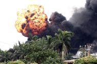 Tin trong nước - Vụ cháy tại xưởng hóa chất ở Long Biên: Chủ tịch Hà Nội yêu cầu công khai nồng độ hóa chất