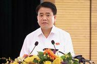 Tin trong nước - Xét tặng ông Nguyễn Đức Chung huân chương vì thành tích chống dịch Covid-19