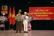 Tin trong nước - Bổ nhiệm Đại tá Bùi Đức Hải giữ chức Giám đốc công an tỉnh Thái Nguyên