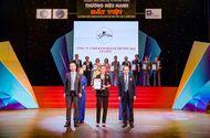 Xã hội - Công ty TNHH KD TM Gia Hân vinh dự nhận top 10 thương hiệu mạnh Đất Việt 2020