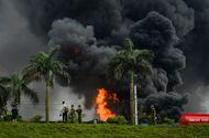 Tin trong nước - Hóa chất bị cháy tại xưởng rộng gần 1.000m2 ở Long Biên là gì?