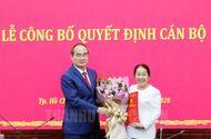 Tin trong nước - Phó Bí thư Thành ủy TP.HCM Võ Thị Dung nghỉ hưu