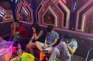 """An ninh - Hình sự - 5 cô gái """"bay lắc"""" cùng 15 chàng trai trong phòng karaoke Thiên Đường 2"""