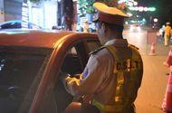 An ninh - Hình sự - Chống đối kiểm tra nồng độ cồn, tài xế ô tô nhận kết đắng