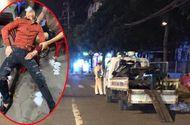 """Pháp luật - Vụ người vi phạm giao thông """"tố"""" bị vụt vào mặt ở Vĩnh Phúc: Cục CSGT yêu cầu báo cáo"""