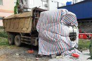 Xã hội - Cát Hải – Hải Phòng: Điều tra vụ tài xế chết cháy bất thường trong cabin xe tang vật vi phạm giao thông
