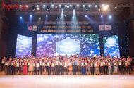Truyền thông - Thương hiệu - Vinh danh thương hiệu Đông y Nguyên Khí tại lễ trao giải Thương hiệu – Nhãn hiệu nổi tiếng Đất Việt và Nhà lãnh đạo doanh nghiệp xuất sắc 2020